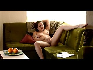 Dayum hawt masturbation