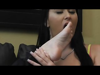 Alexis grace love feet