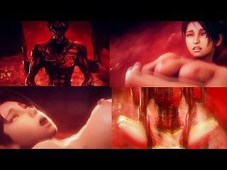 One night in kunoichi 5 min