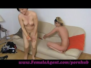 Femaleagent milf and her incredible orgasms
