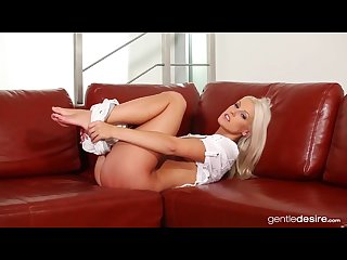 Gorgeous blonde czech babe blanche bradburry