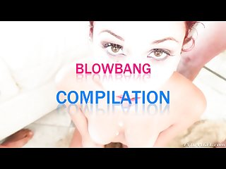 Blowbang compilation pmv