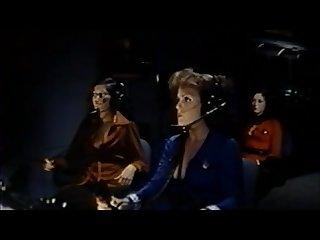 Starship eros 1979 classic star trek parody starfleet lesbian babes orgy