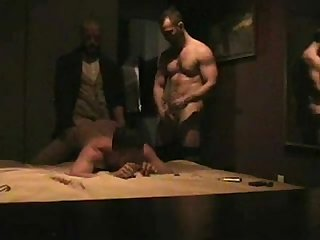 Anonymous blindfolded btm hairy muscle tops poppers
