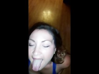 Sammie louisburg all cum shots pt 1 comment and like for pt2