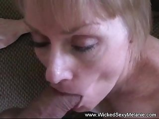 Craving her own stepsons cock