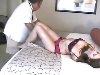 Girl tied and tricked into slavery