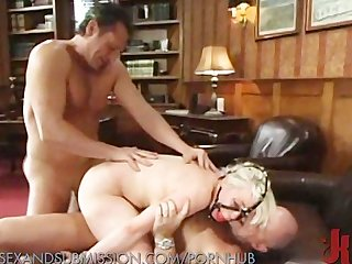 Lorelei gets dominated and fucked