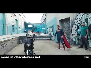 Batman vs superman the gay porn parody