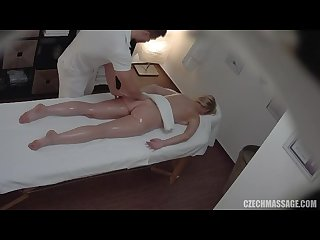 Sexy hot massage