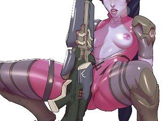 Random hentai slideshow 7