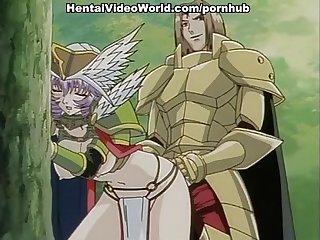 Fabulous warrior thrilling hentai fuck scenes