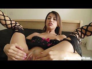 Veronica rodriguez creampied in lingerie