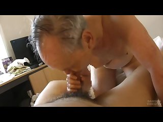 Handsome japanese daddies fuck
