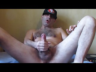 Hot solo hairy gay mikey