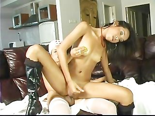 Red hot tgirls scene 4