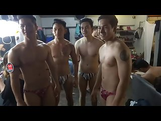 Bts of Pinoy show boys 01