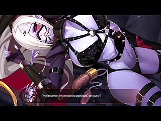 Dark elf bad ending mirror hentai Anime game