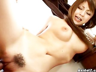 Sexy big tit nanami takase hardcore with creampie