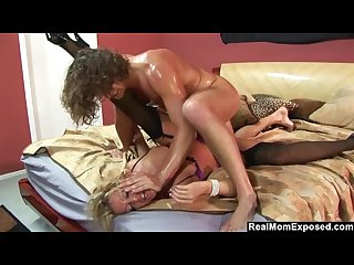 Realmomexposed chelsea zinn S throat gets fucked by her master