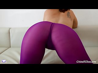 Big oil ass fucking and cum doggystyle cristall gloss