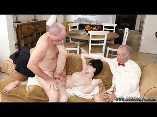 Rileys old man love hot fucks hairy girl 69 frannkie goes
