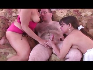Couple and younger girl sexvideo