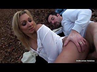 La pionne du lyce fait la pute dans les bois sexy amat xyz