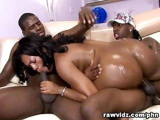 Sydnee capri black babe s wild threeway sex
