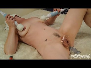 Amateur milf real nipple orgasm not as wet messy as usual but still hot