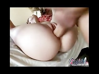 Stranger make love with sunny lane on bed