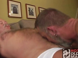 Old man fucks a daddy