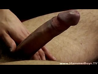 Gypsy gregor horvath huge dick from hammerboys tv