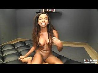 Ebony girl fucked