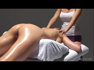 Art of the female swedish body massage sensual massage tutorial