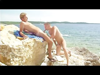 Sex on the rocks scene 2