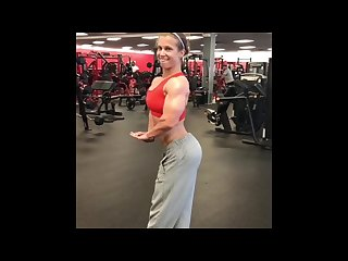 Alyssa kiessling a bright future in bodybuilding