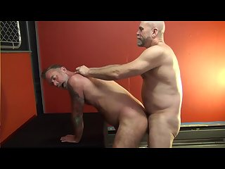 Hot raw bears scene 3