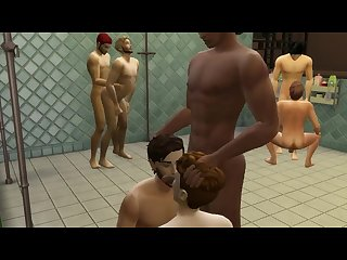 Orgy with the soccer team sean s adventures 5 part 1 the sims 4