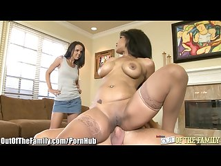 Dillion harper catches mom ass fucking her boyfriend