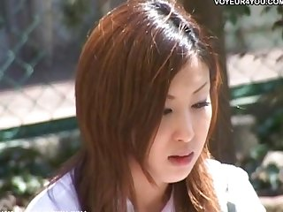 School girl japanese pubic hair