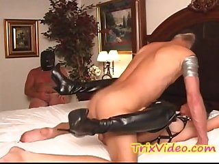 Cream pie cuckold husband
