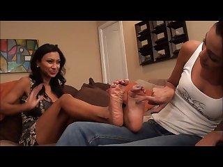 Danica tickle milf jasmine