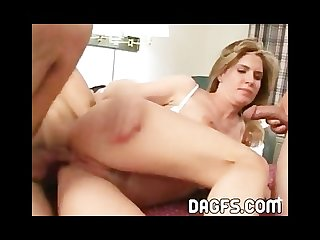 Two dick s inside your nasty wife