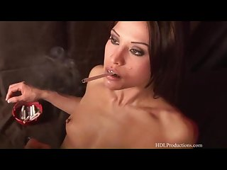 Jayna oso smoking sex all white 120s