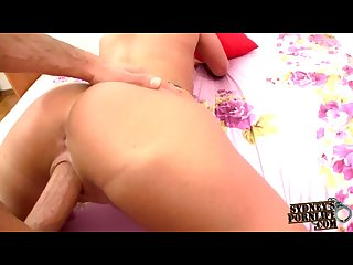 She was twerking her big ass on my cock