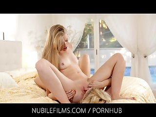 Nubile films my first