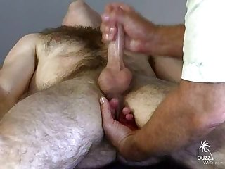 Bw michael really hairy massage