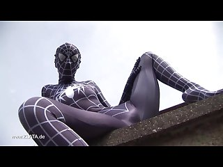 The goddess of Flexibility Spider woman contortion