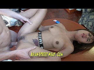 Asian money and sperm for anal specialist